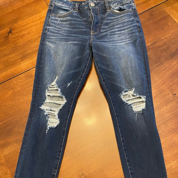 American Eagle next level stretch jeans